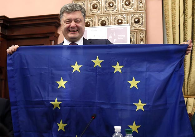 Порошенко подписал соглашение об ассоциации с ЕС