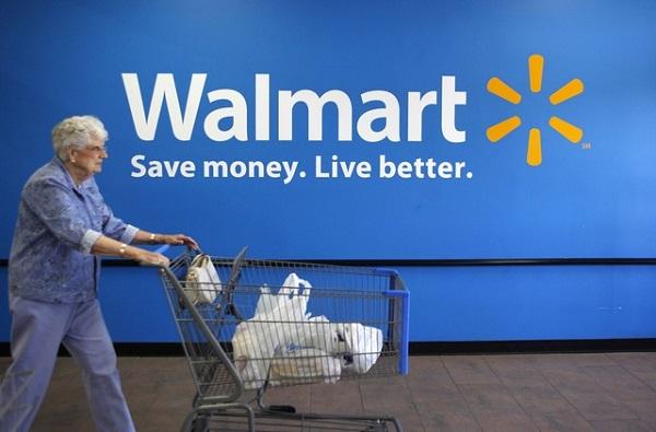 Wal-Mart увеличил квартальную выручку на 12%