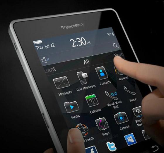 Компания BlackBerry представила новый планшет с защитой от прослушивания
