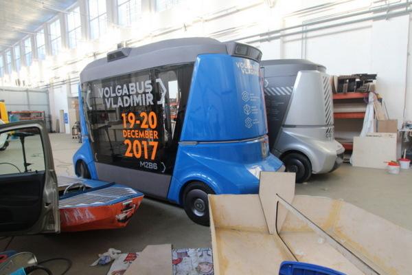 Производитель беспилотных электробусов Matrёshka оказался на грани банкротства