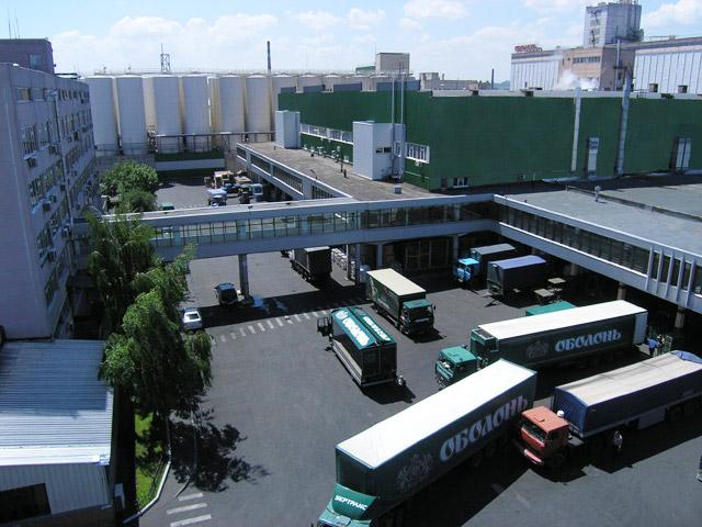 «Оболонь» приостановила поставки продукции в Россию