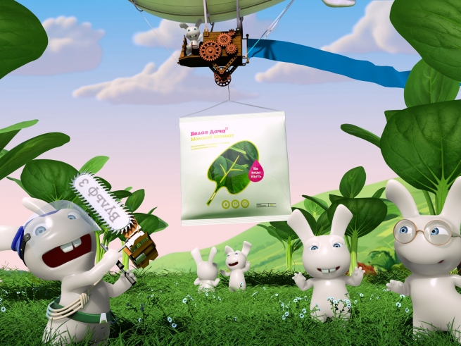 «Белая дача» увеличит инвестиции в производство салатов