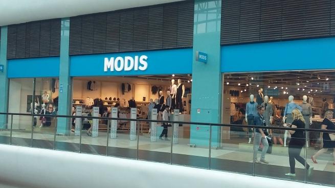 8aea1c141ab4f В ТРК «ЛЕТО» открылся магазин одежды MODIS - New Retail