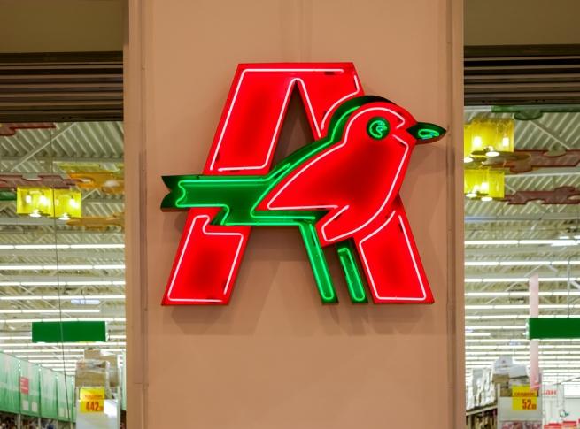 «Ашан» открыл первый магазин косметики в России