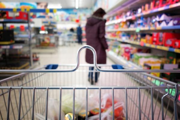 В России зафиксирована продуктовая дефляция