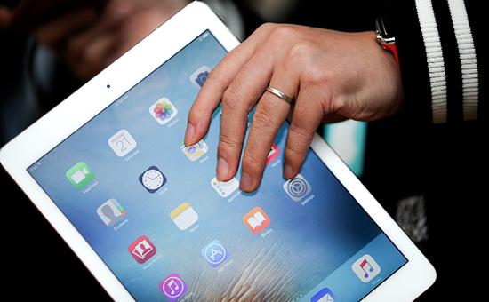 Новая iOS приводит к сбоям в работе iPad