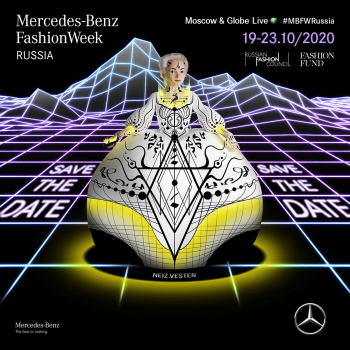 Mercedes-Benz Fashion Week Russia покажет Москву