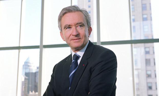 Глава холдинга LVMH Бернар Арно стал самым богатым человеком Европы