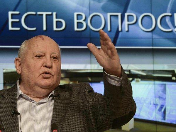 Горбачев признал антиалкогольную кампанию в СССР ошибкой