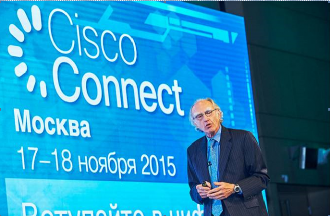 В Москве прошла конференция Cisco Connect - 2015