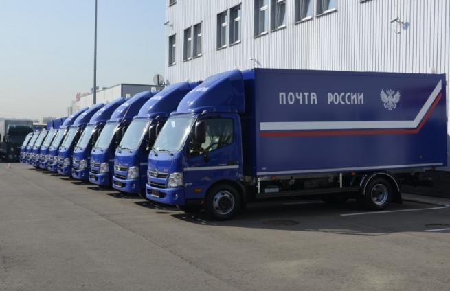Почта России обработала 284 млн международных отправлений в 2017 году