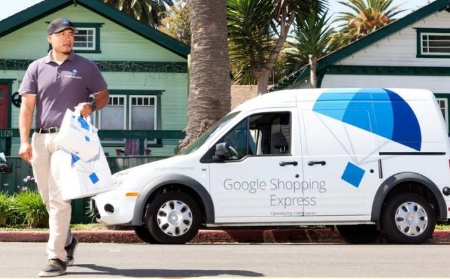 Google займется доставкой еды