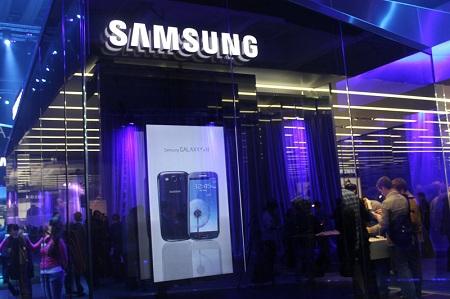 Samsung закрывает крупнейший магазин в Великобритании