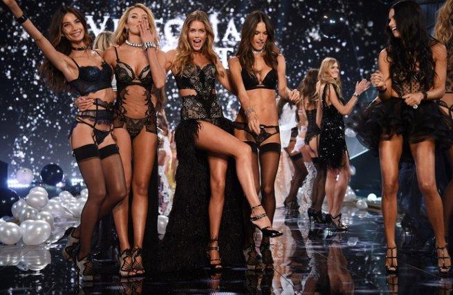 В феврале откроется первый магазин Victoria's Secret в России