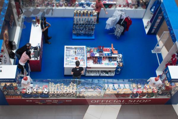 ОФД «Такском»: К чемпионату мира российские болельщики экипировались
