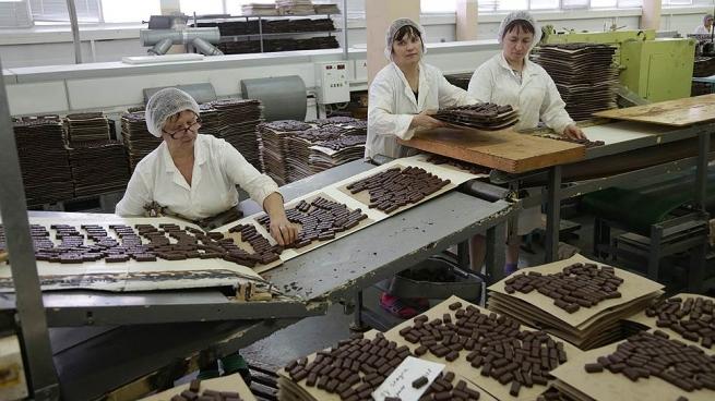 «КДВ групп» покупает кондитерскую фабрику «Гранъ» в Подмосковье