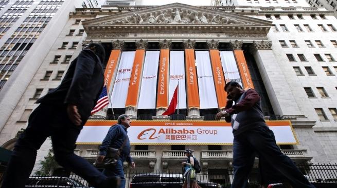 Бывший топ-менеджер Goldman Sachs стал президентом Alibaba