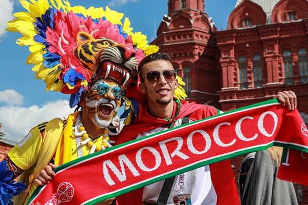 Иностранные болельщики рассказали, что их разочаровало в Москве