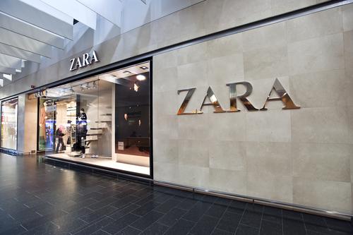 В магазинах Zara появятся автоматизированные кассы