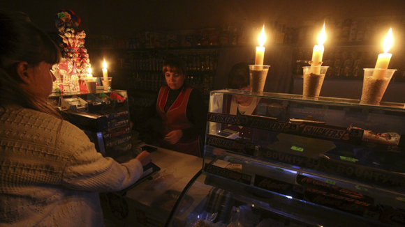 Крымские ритейлеры приготовились к дефициту скоропортящихся продуктов