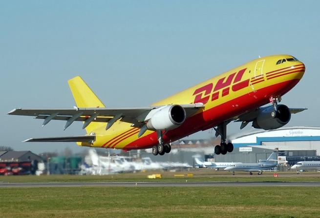DHL добавила рейсов в Россию