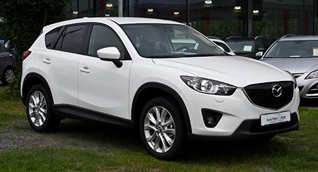 Обновленные Mazda CX-5 и Mazda6 появятся в России в феврале