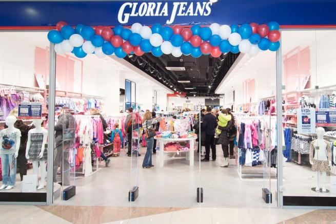 «Глория Джинс» открывает новые магазины в Перми и Пензе
