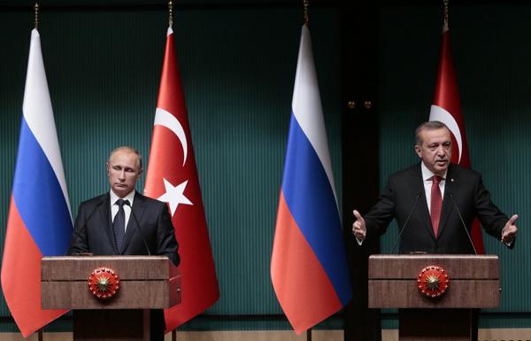 Россия расширила санкции против Турции
