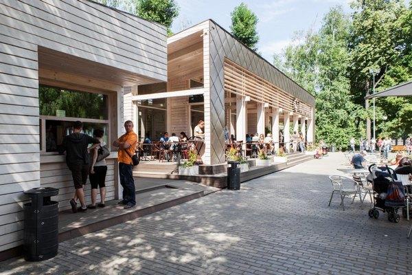 Около 1 тыс. киосков в парках Москвы выставят на аукционы до конца года