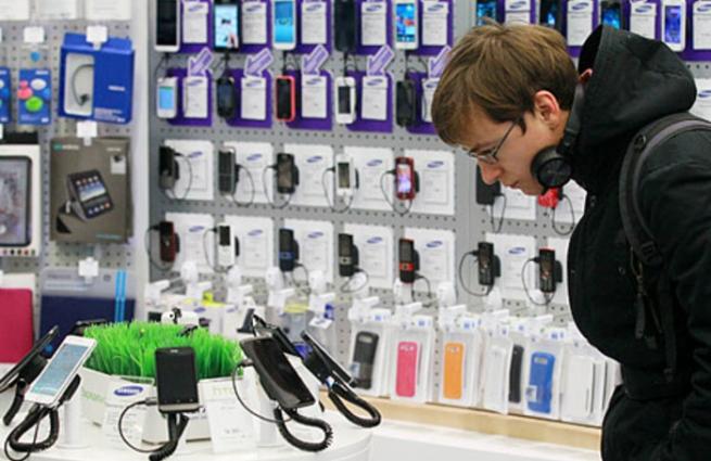 Продажи смартфонов в России в I полугодии выросли на 22,6% в денежном выражении