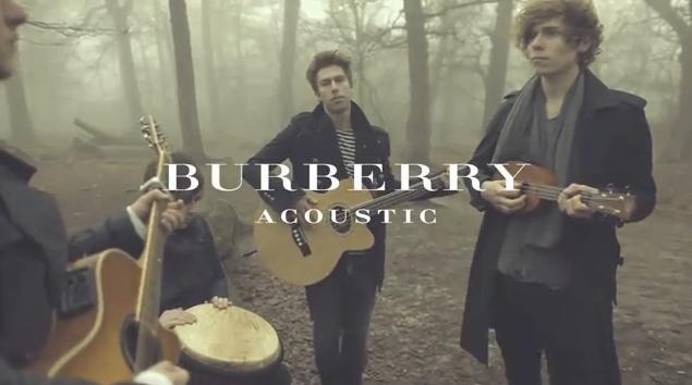 Burberry первым из fashion-брендов запустил собственный музыкальный сервис на базе Apple
