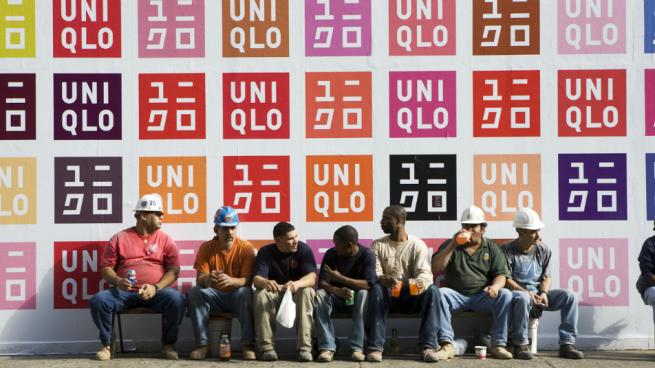Uniqlo будет развиваться в Петербурге на фоне оттока fashion-ритейлеров