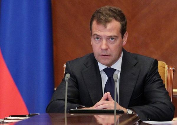 Медведев изменил «дорожную карту» экспорта российских товаров