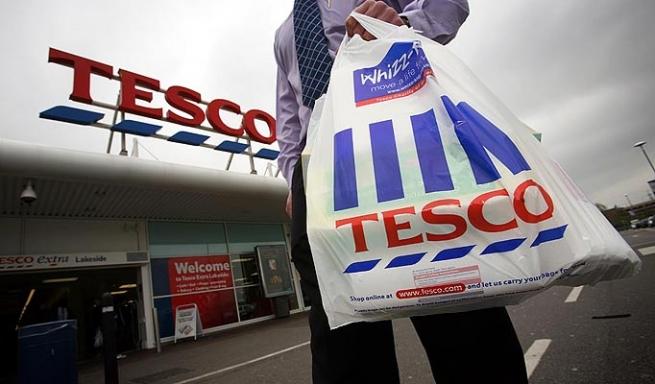 Tesco отказалась от открытия 62 новых магазинов