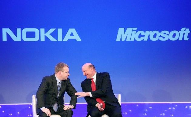 Nokia меняет бренд