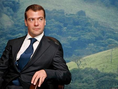 Медведев обсудит в Краснодарском крае инновационные технологии в области сельского хозяйства