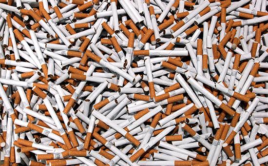 Табачные компании отказываются от брендов недорогих сигарет