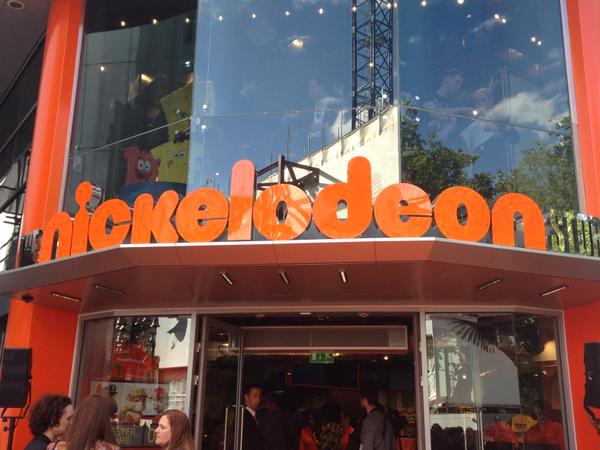 Nickelodeon откроет собственный магазин в Дубае