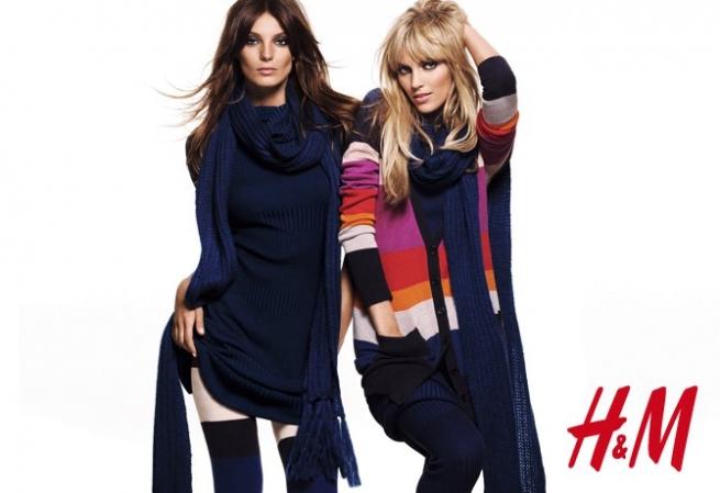 H&M откроет первый магазин в Перми