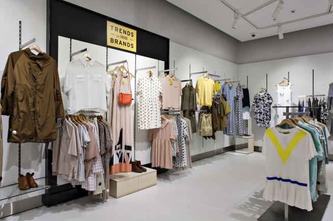 Одежный ритейлер Trends Brands будет развиваться по франшизе