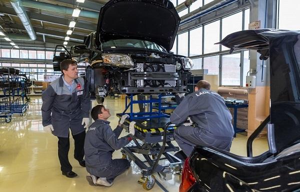 ТАСС: российские автопроизводители удвоят экспорт