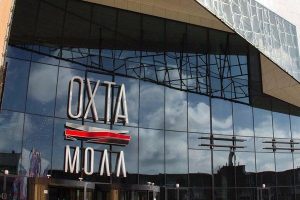 MODI открыла первый в Санкт-Петербурге магазин в ТРЦ «Охта Молл ... 6dd08975a17