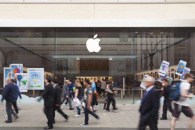 Apple в очередной раз возглавила рейтинг самых дорогих брендов мира