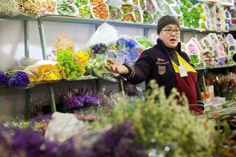 Петербургский стрит-ритейл растет за счет продажи цветов и алкоголя