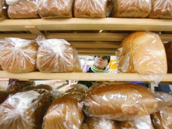 С начала 2015 года хлеб подорожал на 4-5%
