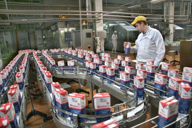 Россия может запретить ввоз рыбных и молочных продуктов из Белоруссии