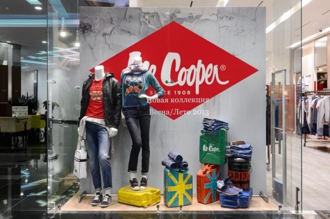 В Петербурге откроется флагманский магазин Lee Cooper