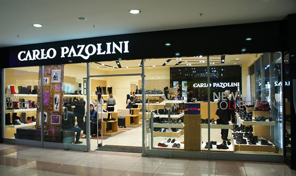 Бренд Carlo Pazolini закрывает свою американскую сеть