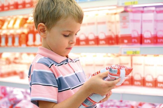 Школьников научат правильно выбирать продукты в магазинах