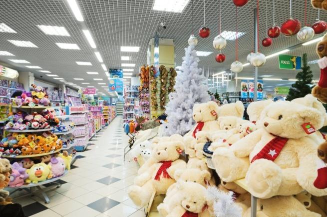 Рынок детских игрушек в России за четыре года вырос на 40%